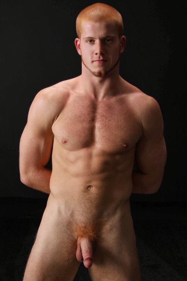 Handsome Ginger Men Cocks