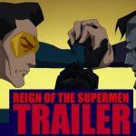 Reign of the Supermen - Death of Superman Trailer Part 2